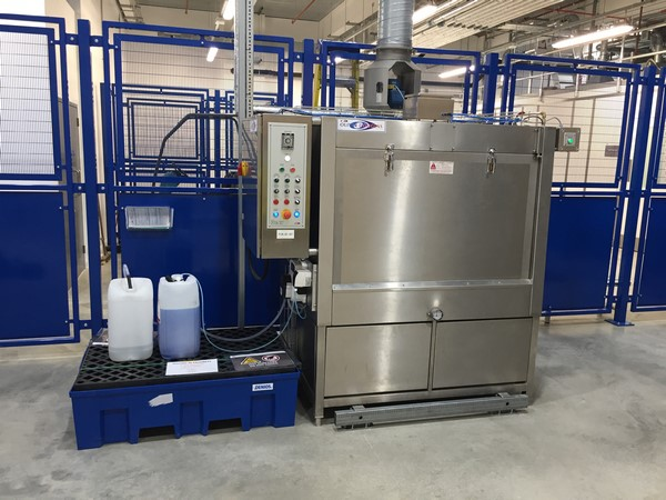 Industrial Washing Machines From Oliver Douglas Panamatic