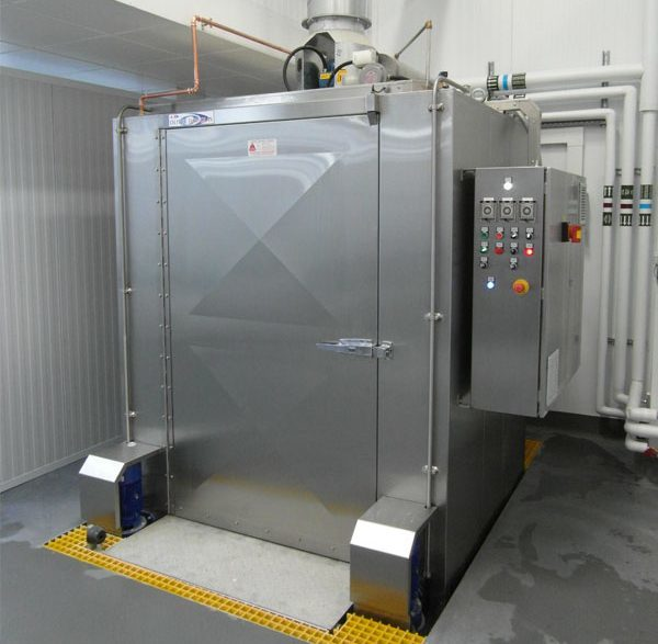 Industrial Washing Machines From Oliver Douglas Rotary Jet
