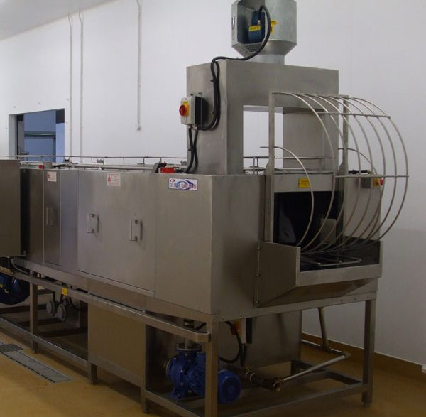 washing machine built in water heater